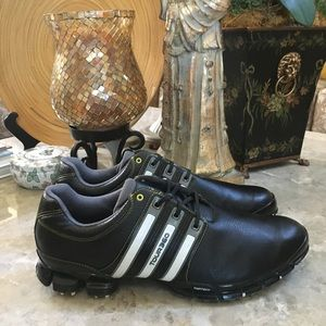 Adidas Tour 360 Golf Shoes - Size 13 - Men's Black